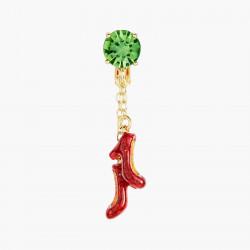 Boucles D'oreilles Originales Boucles d'oreilles clips souliers le magicien d'oz65,00€ ANOZ113C/1N2 by Les Néréides