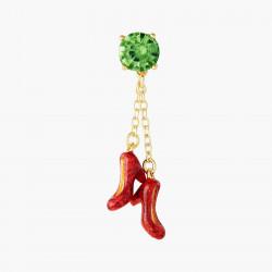 Boucles D'oreilles Originales Boucles d'oreilles tiges souliers le magicien d'oz65,00€ ANOZ113T/1N2 by Les Néréides