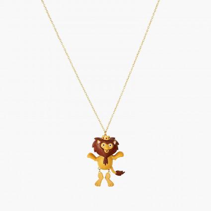 Colliers Originaux Collier Pendentif Le Lion Peureux Le Magicien D'oz75,00€ ANOZ303/1N2 by Les Néréides