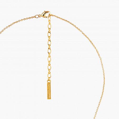 Bracelet porte-bonheur petit coeur et pierre
