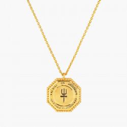 Colliers Pendentifs Collier pendentif signe du zodiaque ox95,00€ ANZA302/1Les Néréides
