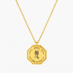Colliers Pendentifs Collier Pendentif Signe Du Zodiaque Lapin95,00€ ANZA304/1Les Néréides
