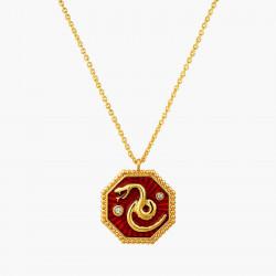 Snake Zodiac Sign Pendant...
