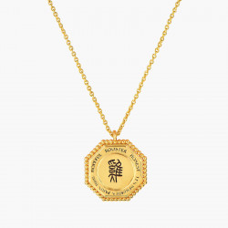 Colliers Pendentifs Collier Pendentif Signe Du Zodiaque Coq95,00€ ANZA310/1Les Néréides