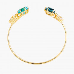 Bracelets Jonc Bracelet Jonc Pierres La Diamantine Acqua Azzura110,00€ ANLD254/1Les Néréides