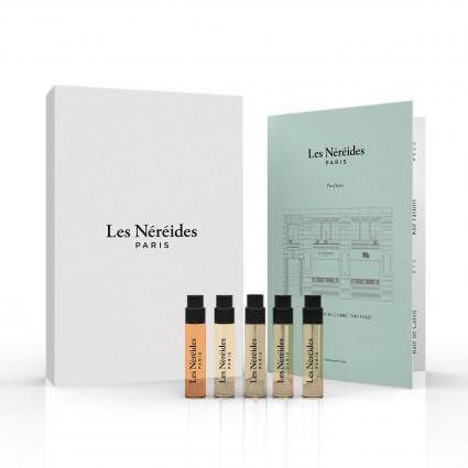 Eau de parfum Coffret Découverte Parfums (version Française)10,00€ EDPDISCOVERYSETFRLes Néréides