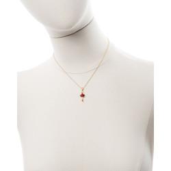 Colliers Pendentifs Collier mini ballerine en tutu rouge60,00€ AEMDD301/6Les Néréides