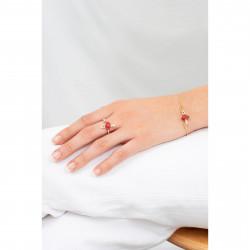 Bracelets Fins Bracelet Mini Ballerine En Tutu Rouge50,00€ AFMDD201/6Les Néréides