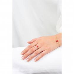 Bagues Ajustables Bague ajustable mini ballerine en tutu rouge60,00€ AFMDD601/6Les Néréides
