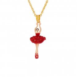 Colliers Pendentifs Collier Mini Ballerine En Tutu Pavé De Strass Rouges70,00€ AHMDD301/8Les Néréides