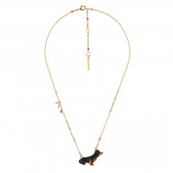 Necklace With Dachshund And...