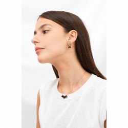 Colliers Pendentifs Collier Teckel Et Petites Perles90,00€ AILA304/1Les Néréides