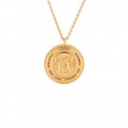 Colliers Pendentifs Collier Pendentif Signe Astrologique Gémeaux95,00€ AJCS303/1Les Néréides