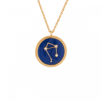 Colliers Pendentifs Collier pendentif signe astrologique balance95,00€ AJCS307/1Les Néréides