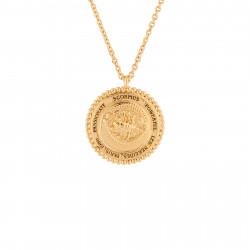 Colliers Pendentifs Collier Pendentif Signe Astrologique Scorpion95,00€ AJCS308/1Les Néréides
