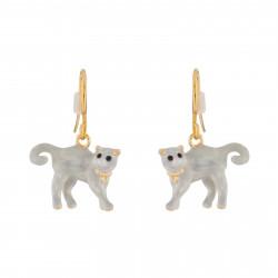 Carthusian Hook Earrings