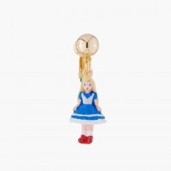 Boucles D'oreilles Originales Boucle D'oreille Clip Alice Au Pays Des Merveilles29,00€ AKCH107C/1N2 by Les Néréides