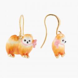 Boucles D'oreilles Pendantes Boucles D'oreilles Hook Poméranien Brun120,00€ AKLA101H/1Les Néréides