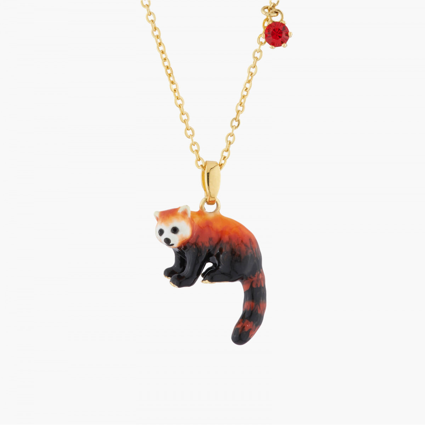 Colliers Pendentifs Collier Pendentif Panda Roux120,00€ AKLA302/1Les Néréides