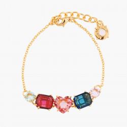 Bracelets Fins Bracelet Fin 5 Pierres La Diamantine Multicolore80,00€ AKLD214/1Les Néréides