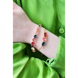 Bracelets Fins Bracelet Fin Luxe Un Rang La Diamantine Multicolore130,00€ AKLD252/1Les Néréides
