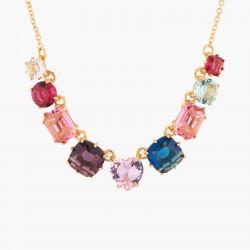 Colliers Fins Collier fin 9 pierres la diamantine multicolore120,00€ AKLD318/1Les Néréides