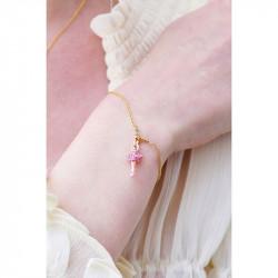 Bracelets Fins Bracelet Mini Ballerine En Tutu Cristaux Roses60,00€ AKMDD201/10Les Néréides