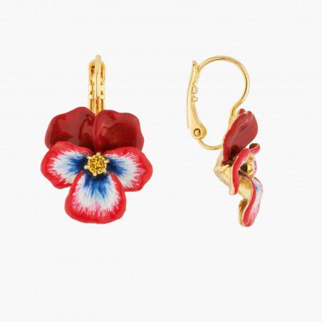 Bracelet mini ballerine en tutu rose