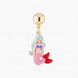 Little Mermaid Stud Earring