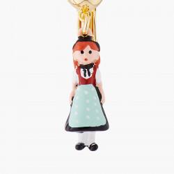 Boucles D'oreilles Originales Boucle D'oreille Clip Gretel29,00€ ALCH108C/1N2 by Les Néréides