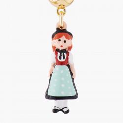 Boucles D'oreilles Originales Boucle D'oreille Tige Gretel29,00€ ALCH108T/1N2 by Les Néréides