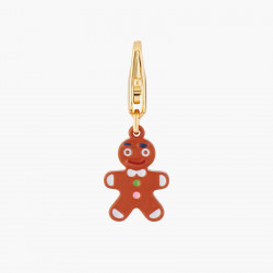 Gingerbread Man Charms