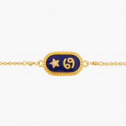 Bracelets Fins Bracelet Signe Astrologique Cancer70,00€ ALCS204/1Les Néréides