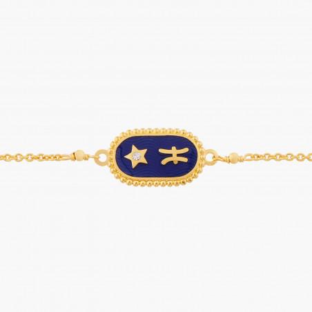 Collier couture trésors de l'Atlantide engloutis
