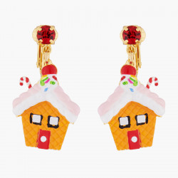 Gingerbread House Clip on...