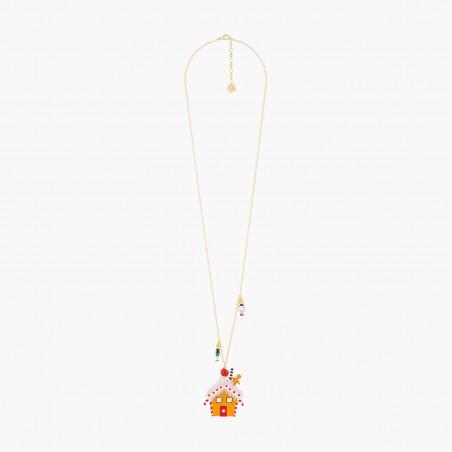 Rosebud and caterpillar little hoops