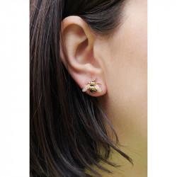 Boucles D'oreilles Tiges Boucles d'oreilles tiges bourdon140,00€ ALNS102T/1Les Néréides