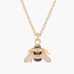 Bumblebee Pendant Necklace