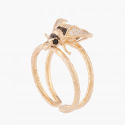 Bumblebee Adjustable Ring