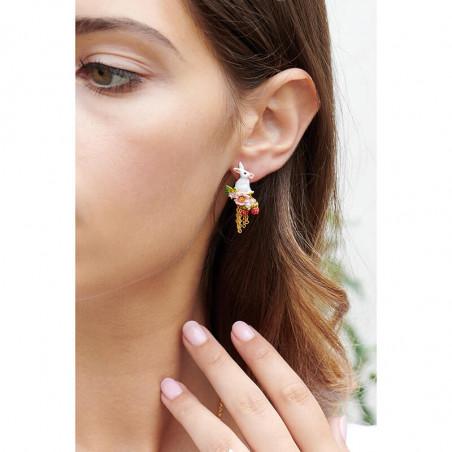 Little rabbit earrings