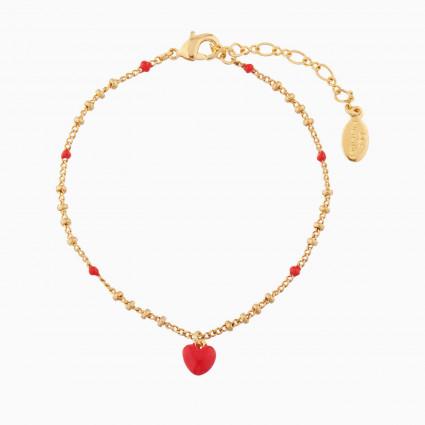 Bracelets Fins Bracelet Pendentif Cœur55,00€ AMSO201/1Les Néréides