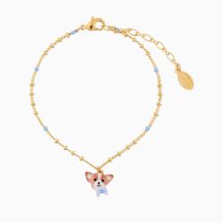 Chihuahua Charms Bracelet