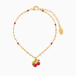 Cherry Charms Bracelet