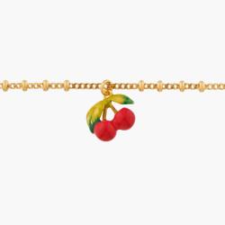 Bracelets Fins Bracelet pendentif cerise55,00€ AMSO219/1Les Néréides