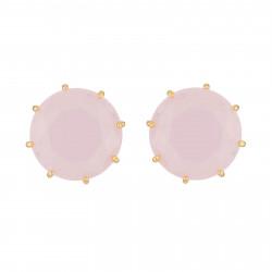 Golden cactus earrings