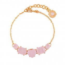 Pink 5 Stones La Diamantine...