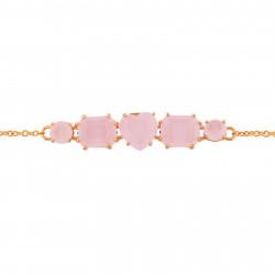 Bracelets Fins Bracelet Fin 5 Pierres La Diamantine Rose80,00€ ULD214/2Les Néréides