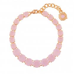 Pink One Row La Diamantine...