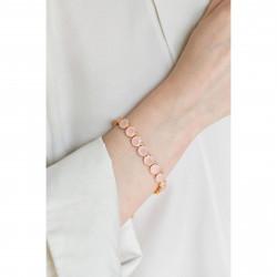 Bracelets Fins Bracelet Luxe Un Rang La Diamantine Rose130,00€ ULD252/2Les Néréides