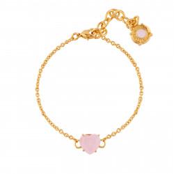 Bracelets Fins Bracelet Fin Pierre Cœur La Diamantine Rose50,00€ ULD253/2Les Néréides